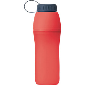 Platypus Meta Borraccia 750ml, coral pink